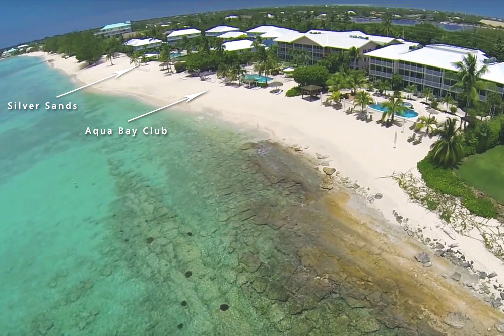 Aqua Bay Club Condominiums Seven Mile Beach Grand Cayman
