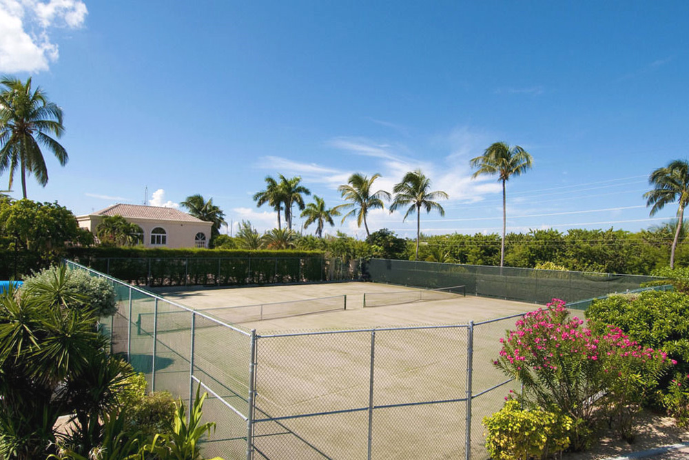 Turf Tennis Courts